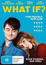 What If (DVD, 2015)