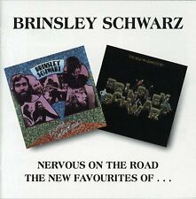 NERVOUS ON THE ROAD/NEW FAVOURITES OF... - BRINSLEY SCHWARZ [CD NEW]