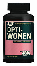 OPTIMUM NUTRITION OPTI-WOMEN 60 CAPSULES Multivitamin