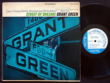 GRANT GREEN Street Of Dreams LP BLUE NOTE BST 84253 US 1967 LIBERTY Larry Young
