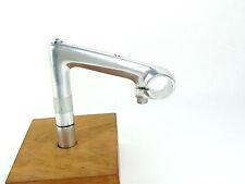 """Sakae FX Stem 1"""" Quill 120mm silver Vintage Bike Track Road 26mm 1980's NOS"""
