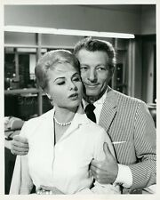 DANNY KAYE MARTHA HYER THE MAN FROM THE DINER'S CLUB 1963 VINTAGE PHOTO #9