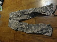 GENUINE USGI ISSUE MILITARY ACU PANTS BOTTOMS MEDIUM LONG GREAT CONSTRUCTION