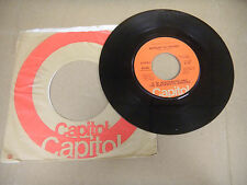 R W BLACKWOOD freedom lives in a country song / memory go round  capitol   45