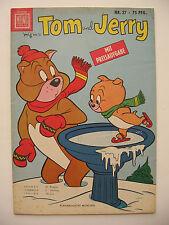 Tom und Jerry Nr.27, Moewig-Verlag, Zustand 2+