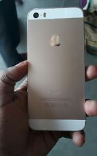 Apple  iPhone 5s - 16 GB - Gold - scratless condition