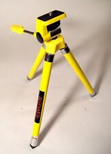 BOWER, collapsible, telescopic, travel tripod,pano head, case. NEW !