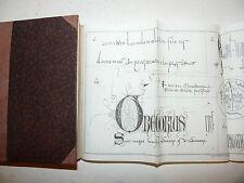 C. Lupi: Manuale di Paleografia 1875 Le Monnier Antiche Scritture 15 tavole RARO