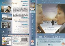 THE WINTER GUEST VHS PAL EMMA THOMPSON,PHYLLIDA LAW,DIRECTED BY ALAN RICKMAN 90S