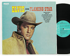 Elvis            Sings Flaming Star      no barcode      RCA      NM  # T