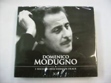 DOMENICO MODUGNO - I SUCCESSI DELL'UOMO IN FRACK - 3CD SIGILLATO 2011