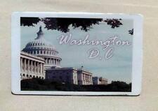 ▓ Washington DC FRIDGE / REF MAGNET COLLECTIBLE SOUVENIR