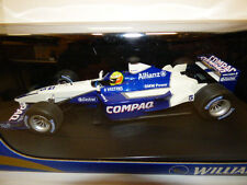 Minichamps Williams F1 BMW FW23 R. Schumacher Ganador GP 2001