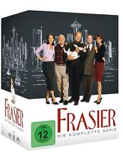 Frasier Komplette Serie Season Staffel 1 - 11 [44 DVDs] NEU 1-11 DEUTSCH DVD