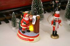 G Scale LGB OK Auto Music LED Coke Coca Cola© Santa + Tk contact + XLM Loco Mag