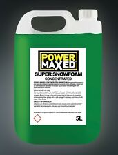 Power Maxed CLEAN Vehicle Snow Foam 5L Concentrate