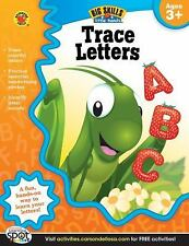 Big Skills for Little Hands#174: Trace Letters (2013, Paperback, Activity...