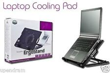 ErgoStand Laptop Cooling Pad With Fan & USB Adjustable Cooler Stand for Laptops