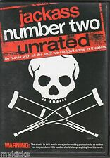 DVD - Jackass: Number Two (2006) JOHNNY KNOXVILLE - EXL