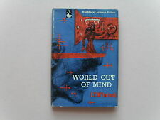 World Out of Mind by J.T. M'Intosh - VG+ First Printing - Doubleday, 1953