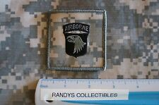Helmet Patch US Army 101st Airborne Division ACU Military Screamin Eagles