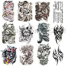 Tatouage Tattoo Temporaire Autocollant De Corps Imperméable Art Body Sticker