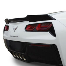 "Fits CORVETTE C7 PAINTED ""Wicker-Bill"" Style Rear Spoiler 2014-2017 MADE IN USA"