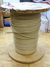 General Cable Wire 10 Gauge Covered Copper 7 Stranded White , 600V , Apx 500'