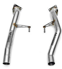 Porsche Cayenne 957 Turbo Turbo S 2008-2010 Cat Bypass Pipes +27 HP Brand New