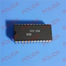 10PCS Signal Processor IC CEM/CURTIS WDIP-24 CEM3396