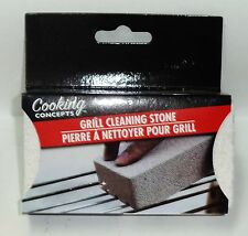 Cooking Concepts Grill Cleaning Stone Easy To Use Forms To Grid Sealed