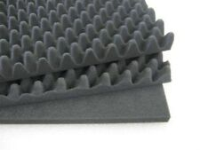 3 pieces Pelican 1750/1751 replacement foam Convoluted top and bottom + flat pad