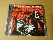 CD / FAITH NO MORE - KING FOR A DAY, FOOL FOR A LIFETIME