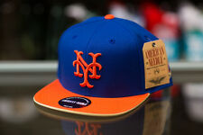 American Needle 1962 New York Mets Chipper Snapback Hat