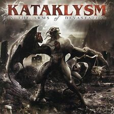 In the Arms of Devastation by Kataklysm (CD, Feb-2006, Nuclear Blast (USA)) Used
