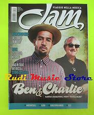 Rivista JAM 199/2013 Ben Harper Fleetwood Mac Eels Rush Bjork Petra Haden *No cd