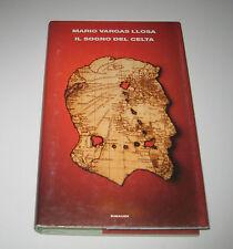 Mario Vargas Llosa IL SOGNO DEL CELTA Einaudi 2011 prima edizione