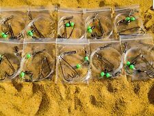 10 Cornish rigs Big cod pennel rigs size 5/0 top selling rigs x10