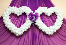 WEDDINGS VALENTINES DAY Heart Wall Ceiling Balloon Frames
