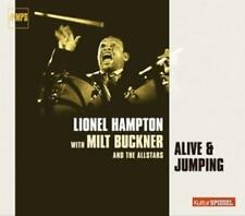 Hampton,Lionel - Alive And Jumping (MPS KulturSPIEGEL Edition) - CD