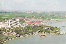 Post Card - China / Lakeside Hotel / 明信片 中國 - 湖畔酒店