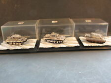 1/144   WW  II  German Winter color tank collection Tiger ,Panther, JagdPanther