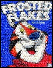 Amazing Tony The Tiger Frosted Flakes Pop Art Montage