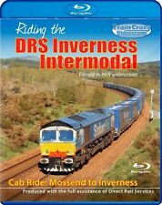 Riding the DRS Inverness Intermodal - Cab Ride: Mossend to Inverness  *BLU-RAY*