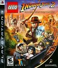 LEGO Indiana Jones 2 PS3 - The Adventure Continues NEW SEALED