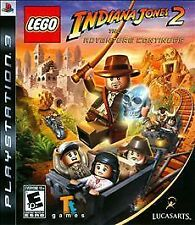 LEGO Indiana Jones 2: The Adventure Continues (Sony PlayStation 3, 2009) PS3