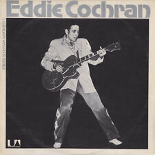 "Eddie Cochran Legendary Masters 1971 double LP 12"" 33rpm gatefold UK record (ex)"