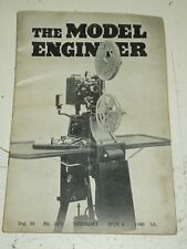 MODEL ENGINEER #2476 VOL 99, NOVEMBER 4TH 1948