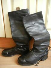 High Boots Soviet Army Officer Leather Size 40 SOVIET made in USSR