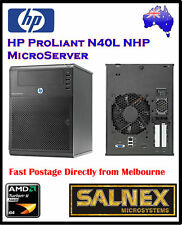 HP MicroServer ProLiant N40L, AMD Duel Core  4-Bay SATA OR SAS HD